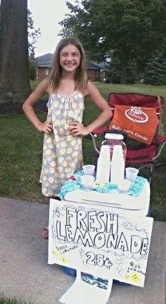 "Angela Ingram on Twitter: ""9-year-old Lily raised money with her lemonade stand to buy water & drinks for the Edgewood Police http://www.lawenforcementtoday.com/9-year-old-uses-lemonade-stand-to-help-police/"