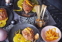 Mousse au Chocolat mit Orangen und Lebkuchengewürz Sweet Desserts, Easy Meals, Koken