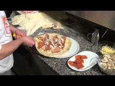 this video shows you how to prepare the best pizza