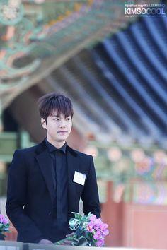 Lee Min Ho | Visit Korea Ceremony (151106)