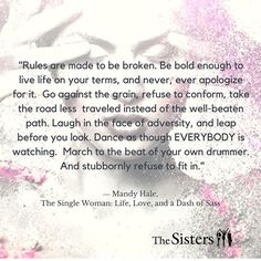 What she said. #life #quote #thesisterswine #sassy #pinotrose #girlfriends #love #loveyourself #mytime #sisterstime