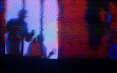 • VHS analog Trent Reznor Atticus Ross glitch glitch art artist on tumblr rob sheridan how to destroy angels mariqueen maandig bands on tumblr welcome oblivion destroyangels •