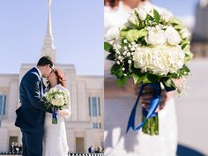 Amy Hirschi Photography // Navy and Green wedding // utah Wedding Photographer // Wedding day // Ogden Temple Wedding // Candid wedding photos // How to pose the wedding party