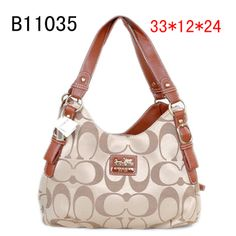 Coach Outlet - Coach Shoulder Bags No: 22027 [ COACH-1649] - $57.99 : Coach Outlet Canada Online