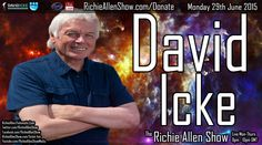 David Icke Puts events in Tunisia, France and Greece into Context, On The Richie Allen Show (6/29/2015)