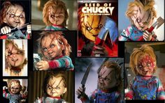 Chucky bg 4 Tiffany by on DeviantArt Childs Play Chucky, Horror Movies, Kids Playing, Tiffany, Deviantart, Wallpaper, Artist, Awesome, Horror Films