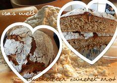 Dunkelbier-Zwiebel-Brot – Isa's Welt