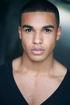 Lucien Laviscount is Aron Masters- Ava's younger brother Corrective Makeup, Daughter Of Smoke And Bone, Actor Headshots, Male Makeup, Portraits, Beautiful Eyes, Gorgeous Guys, Beautiful People, Good Looking Men