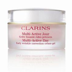 Clarins multi-active jour day moisturiser- anti-aging
