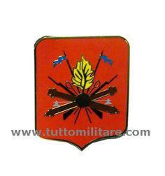 Distintivo araldico Esercito http://www.tuttomilitare.it/distintivo-scudetto-stato-maggiore-esercito-sme.asp