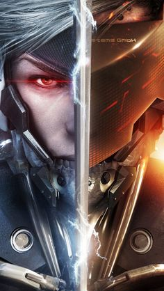 Metal Gear Rising -- Raiden