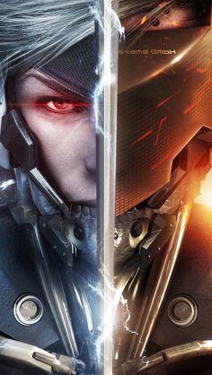Metal Gear Rising -- Raiden