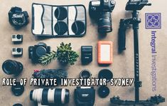 Need a private investigator for your business case? Here We have a qualified and experienced investigator and private detective for handling your business case and personal case. Get and touch with the Private Investigator Sydney for your investigation.