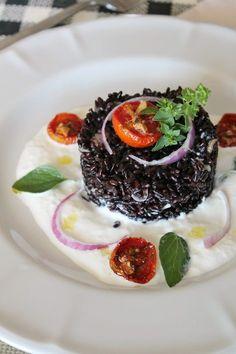 riso venere su crema di burrata e pomodori (FILEminimizer)