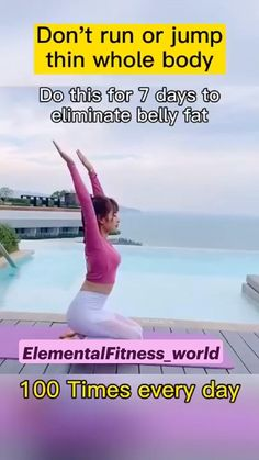 Full Body Gym Workout, Slim Waist Workout, Gym Workout Videos, Gym Workout For Beginners, Fitness Workout For Women, Yoga Fitness, Weight Loss Workout Plan, Exercise Cardio, Health Exercise