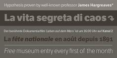 LFT Etica font download