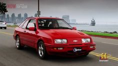 VIDEO It's the Merkur XR4Ti on Top Gear Season 3 Episode 3