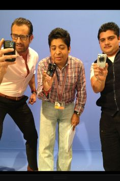 #GabrielSoto cameras ready! Action!!