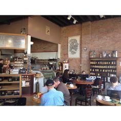 Coal Creek Coffee Company, Laramie, WY (interior 1)