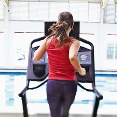 Get Fit Challenge 5: A Reader's Treadmill Workout