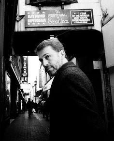 Two time Oscar winner Christoph Waltz.
