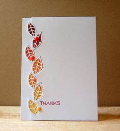 great use of positive and negative space with die cuts! | My Paper Secret for Simon Says Stamp Summer Release Blog Hop