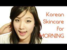 My Korean Skincare Routine: Morning