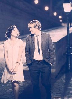 I love moviesm Midnight in Paris is an all time favorite of  mine