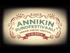 Promotional video of 2014 Annikki Poetry Festival. 7th June 2014 at Annikki Wooden Quarter Tampere, Finland. Read more: http://www.annikinkatu.net/runofestiv... Video production: 2belgians