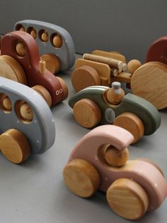 This Wooden toy car is created to be a safe and natural friend to a child. Toy racing car is quality crafted and sanded satin smooth. All materials we use are 100% natural, biodegradable and safe for children. This handmade wooden car is best toddler boy gift ! Materials used: