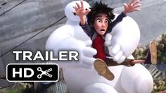 Big Hero 6 Official Trailer #1 (2014) - Disney Animation Movie HD