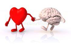 How Do Brain Health and Heart Health Go Hand in Hand? Brain Health, Heart Health, Communication Interpersonnelle, Dementia Symptoms, Brain Illustration, Walking For Health, Paz Mental, Cohort Study, Emoji Images
