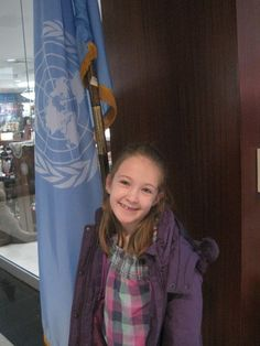 Visiting United Nations Headquarters with Kids