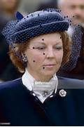 ... , the Netherlands -Queen Beatrix of the Netherlands . Show more