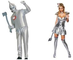 Pointlessly Gendered Tin Man Costume (click thru for more Halloween examples) … Tin Man Costumes, Halloween Costumes, Sociology Class, Objectification Of Women, Social Science Project, Gender Binary, She's A Lady, Brain Dump, Chapter 3