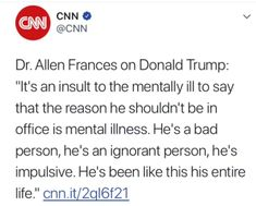 I agree. Mental illnesses are not necessarily the reason to make one unfit for a job!