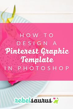 In this video I'll show you step-by-step how to design a Pinterest graphic template in Adobe Photoshop to use as your blog post headers which you can then share on Pinterest. :)  Pinterest graphics, which in this case are the same as the vertical blog images on your posts, are a great way to promote your blog posts.