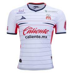 Morelia Third Jersey 16 17 - Liga MX Liga BBVA Bancomer - Kits  amp 84a8e1280b370