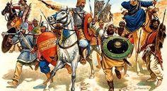 Após o fim do Califado corretamente orientado, formados por grandes nomes como os califas Abu Bakr, ...