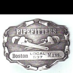 I love my pipefitters