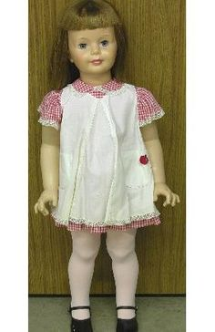 "Another Pinner says:  ""Patty Play Pal...one of the first 36"" dolls...had one of these...life was sweet!"" ~ My best friend got one for Christmas...I was so jealous!    I always wanted one."