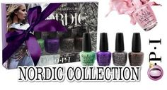 Makeover your nails for the Holidays with these Glamorous shades. Gift-pack under $6.  Makeup, Cosmetics, Skincare & more www.cosmeticdesires.com #nails #cosmetics #deals #like4like #opi