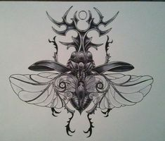 beetle designs ink - Google Search