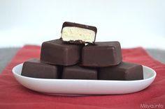 Cioccolatini gelato, scopri la ricetta: http://www.misya.info/2015/08/20/cioccolatini-gelato.htm