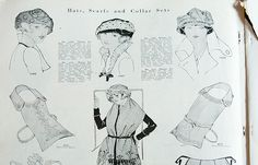 More accessorie pattern models