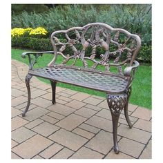 Butterfly Garden Bench Is Absolutely Stunning Iron
