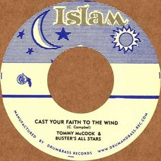 Tommy Mccook / Frank Cosmo [ Cast Your Faith To The Wind / Im The Greatest ]