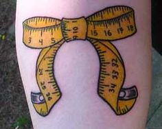 Looking for a weight loss tattoo... This it the only one I've found but I think i can do better...