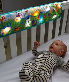 Look at this Fisher-Price Crib Rail Soother on #zulily today!