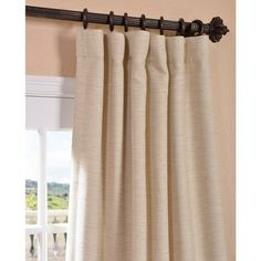Candlelight Bellino Blackout Curtain Panel   Overstock.com Shopping - The Best Deals on Curtains
